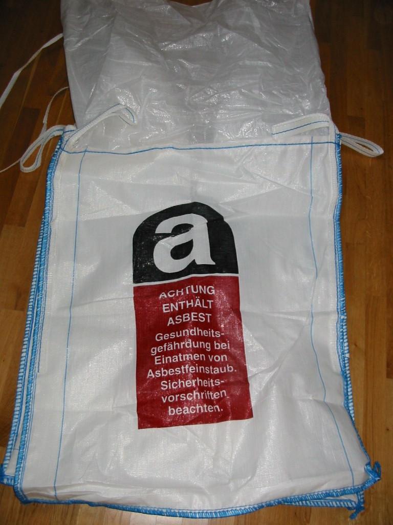 big bag asbest erco verpackungen gmbh. Black Bedroom Furniture Sets. Home Design Ideas